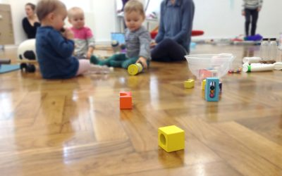 """Baby Entdeckungsreise"" Spielgruppe"